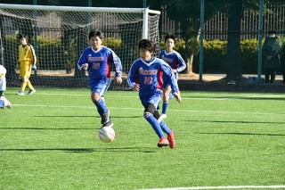Aブロックサッカー大会④