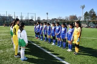 Aブロックサッカー大会①