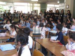 ①学校公開日